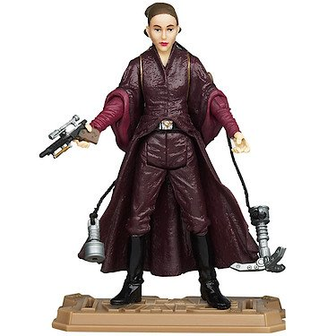Star Wars Movie Heroes 2012 Action Figure MH17 Queen Amidala 3.75 inch