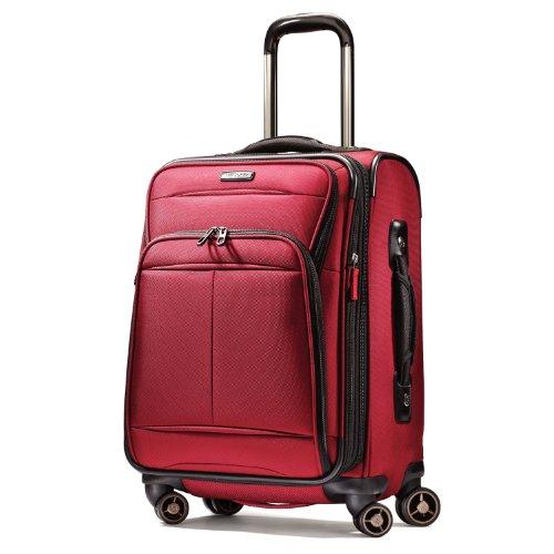 Samsonite Luggage Dkx 2.0 21 Inch Spinner, Red, 21 Inch B007XDD9XM