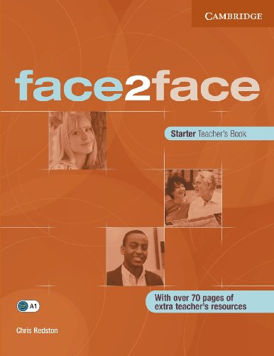 face2face Starter Teacher's Book