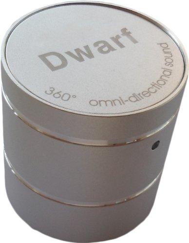 Vibro-lautsprecher Mighty Dwarf 5W - Silber - Rocks Ihre Möbel !!