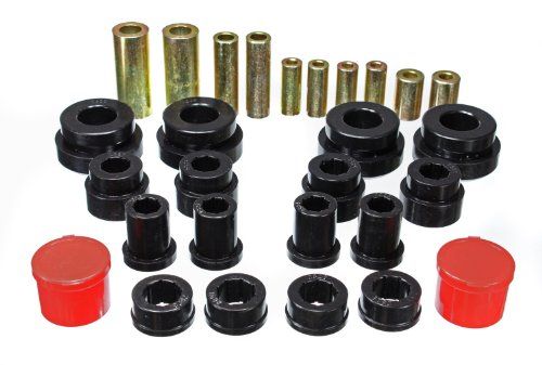 Energy Suspension 73121G Front Control Arm Bushing for Nissan 350Z (Nissan Polyurethane Bushings compare prices)
