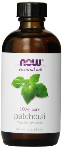 Now Foods Patchouli Oil, 4 Ounce