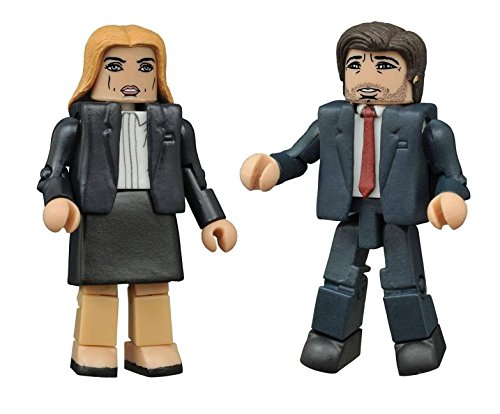 x-files-minimates-2-pack