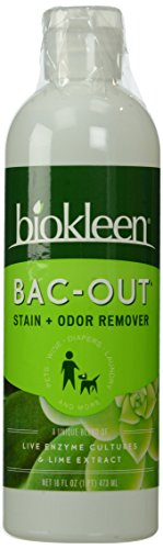 Biokleen Bac-Out Stain & Odor Eliminator 16 oz.