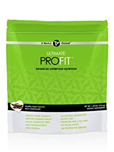 It Works! Ultimate ProFit powder Advanced Superfood Nutrition (CHOCOLATE)