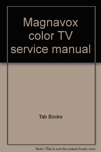 magnavox-color-tv-service-manual
