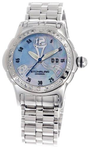 Stuhrling Original Women's 5ABS.12118 Lifestyle 'Alpine La Femme' Watch