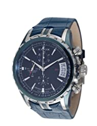 Edox Men's 01201 357B BUIN Chronograph Automatic Grand Ocean Watch