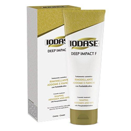 Iodase Deep Impact F Crema Rimodellante Addome E Fianchi 220 ml