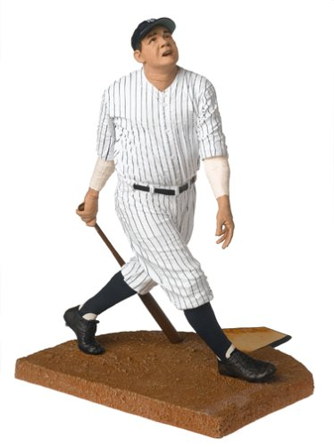 "McFarlane: Cooperstown Collection Babe Ruth 12"" Figure at Amazon.com"