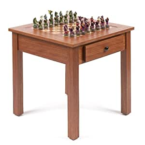 Fantasy Chessmen & Lincoln Center Game Table available at Amazon for Rs.68043