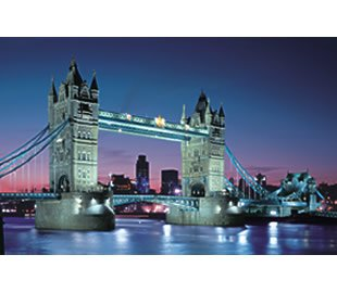 Tower Bridge 1000 Piece Jigsaw Puzzle