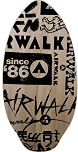 Buy Airwalk Westly 41.5 Tan Skimboard by Airwalk