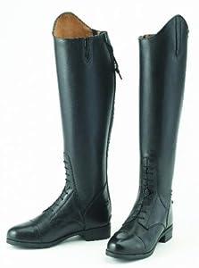 Mountain Horse Venice Field Boots 9 Slim/Tall