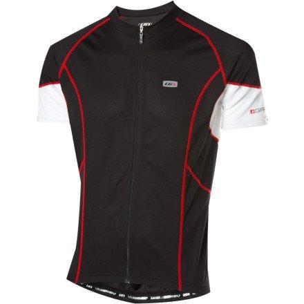 Buy Low Price Louis Garneau Men's Lemmon Cycling Jersey (B003PGQ6RW)