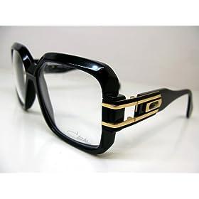 CAZAL(カザール)サングラス レジェンズ623 Col.001(フレーム:黒、レンズ:クリア) YOU THE ROCK [正規輸入品]