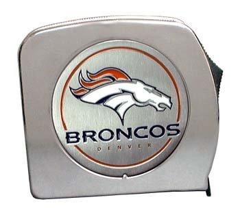 25 foot Tape Measure - Denver Broncos