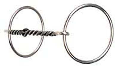 LOOSE RING SNAFFLE BIT 5in MOUTH by Reinsman