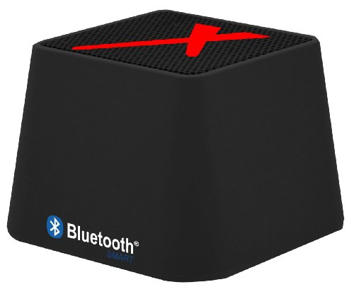 Xit Audio Bluetooth Wireless Mini Portable Speaker System For Ipods, Iphones, Ipads, Androids, And Mp3 Players (Black)