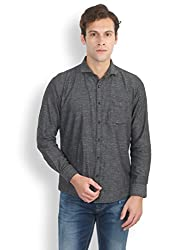 Easies Men's casual Slim Fit Shirt