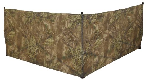 Ol'Tom Hit-n-Run Accordion Turkey Blind- Realtree Max-1