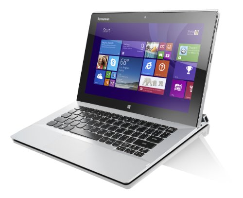 Lenovo Miix 2 11 - 59413201 11.6-Inch 128 GB Tablet (Silver) from Electronic-Readers.com
