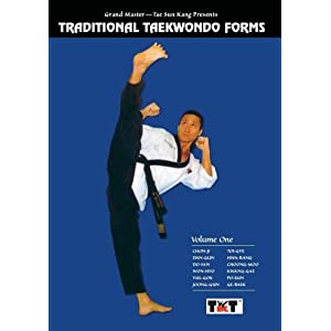 Traditional Taekwondo Forms