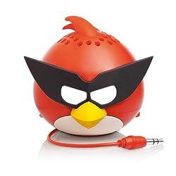 SPACE RED BIRD MINI SPEAKER