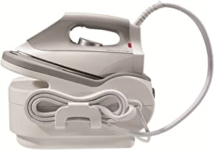 Rowenta DG5030 Pro Iron Steam Station with Stainless Steel Soleplate 1750-Watt, Grey