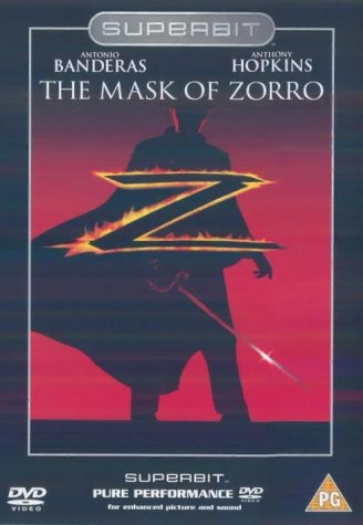The Mask Of Zorro --Superbit [DVD] [1998]