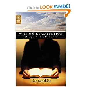 WHY WE READ FICTION: THEORY OF MIND AND THE NOVEL (THEORY INTERPRETATION NARRATIV)