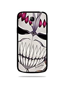 alDivo Premium Quality Printed Mobile Back Cover For Samsung S4 Mini / Samsung S4 Mini Back Case Cover (MKD254)