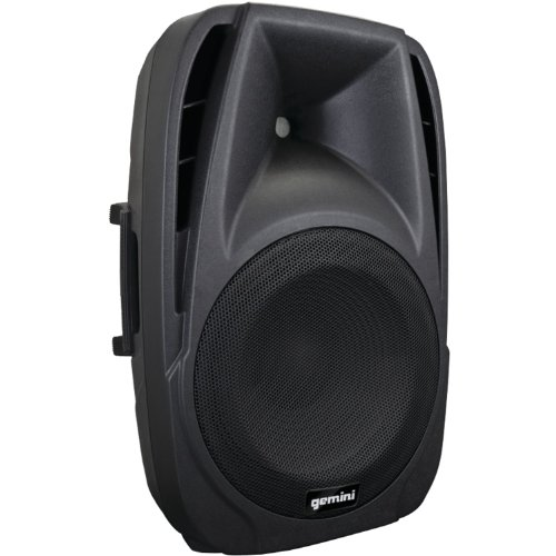 Gemini Dj Es-12P Powered Abs Loudspeaker