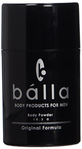 Balla Powder Original Scent, Gift and Travel Size, 10.3 g