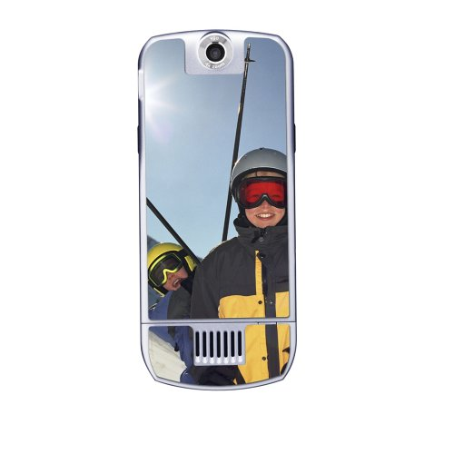 Motorola Customizable Phone Tattoos for SLVR L7 - 3 Pack