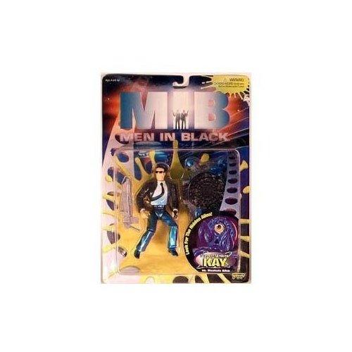 MIB: Men in Black Standard Edition Kay vs Manhole Alien Action Figure Set - 1