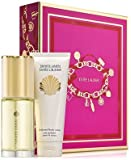 Estee Lauder White Linen 2.oz / 60 ml Eau De Parfum Spray and 3.4 oz / 100 ml Body Lotion Gift Set