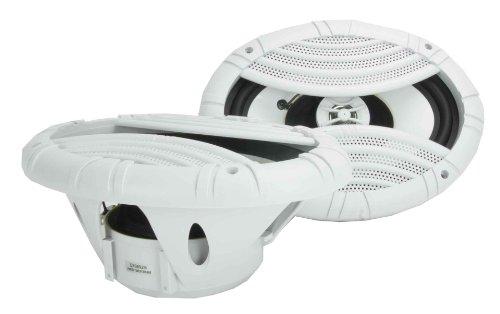"""2) Vm Audio Exs692M 6X9"""" 400 Watt 2 Way Waterproof Marine Boat Speakers Pair"""