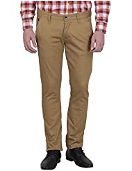 Sameeb Fashions Men's Regular Fit Casual Trouser