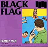 Black Flag Family Man [VINYL]