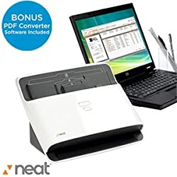 NeatDesk 00315 Desktop Scanner and Digital Filing System BONUS: ABBYY PDF Converter Software Do it All Document Scanner