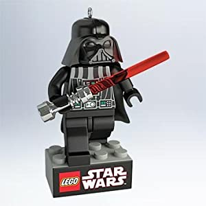 Darth Vader LEGO Star Wars Keepsake Ornament - QXI2619