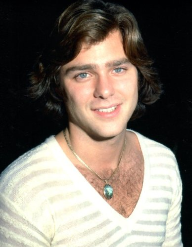 Greg Evigan Hairy Chest 8x10 glossy Photo #E5228