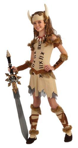 Rubie'S Drama Queens Tween Viking Princess Costume - Tween Medium (2-4) front-820959