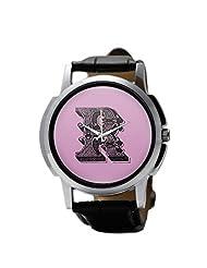 PosterGuy Alphabet R Typography Men's Wrist Watches