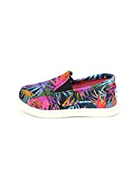 Toms Tiny Avalon Sneaker Rainbow Venice Palms 10006610