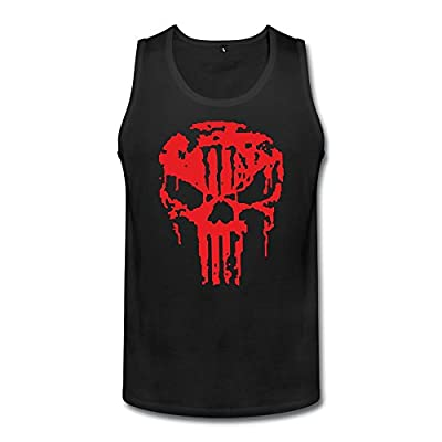 B&LAN Men's Gym Crossfit MMA Fighting Bodybuilding Sleeveless Tank Tops