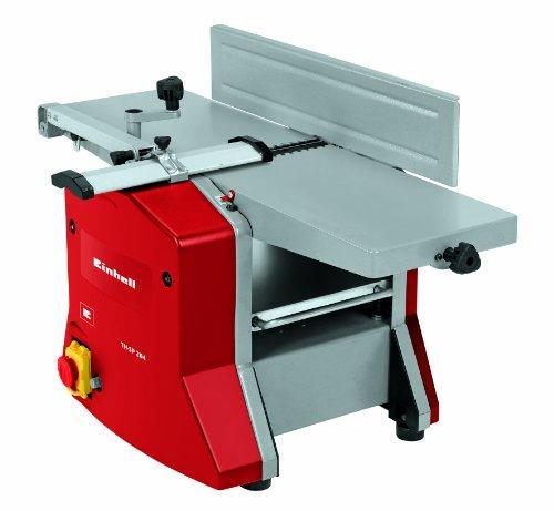 Einhell-TH-SP-204-Hobelmaschine-1280-W-Hobelbreite-204-mm-Dickendurchlasshhe-120-mm-Alu-Hobeltisch-Spanabsaugung