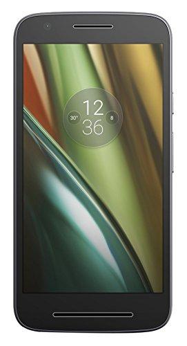Motorola Moto E-Smartphone libera di 5 (4 g, Bluetooth, Quad Core, 1 GB di RAM E 8 GB, fotocamera digitale 8 Megapixel, 6 Android: Nero