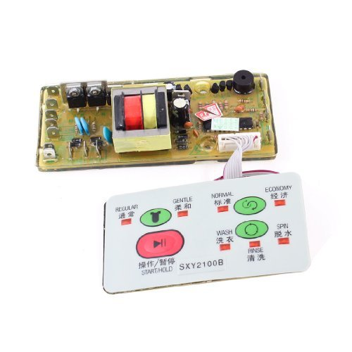 Water & Wood SXY2100 Universal Board w Water Liquid Level Sensor for Washing Machine